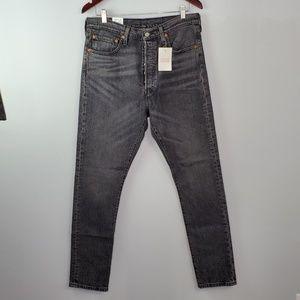 Levi's Skinny Stretch Button Fly Jeans NEW 32 x 30